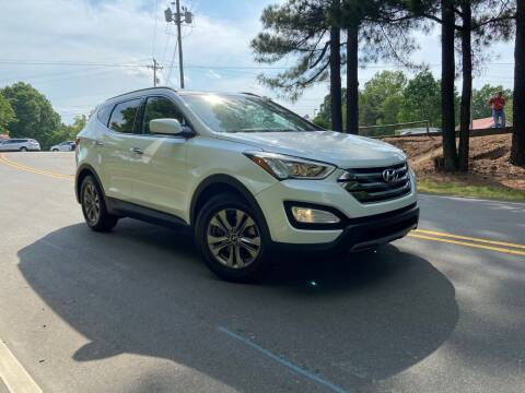 2016 Hyundai Santa Fe Sport for sale at THE AUTO FINDERS in Durham NC