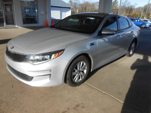 2016 Kia Optima for sale at Auto America in Charlotte NC