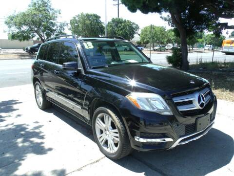 2013 Mercedes-Benz GLK for sale at Hollywood Auto Brokers in Los Angeles CA