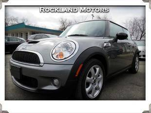2008 MINI Cooper for sale at Rockland Automall - Rockland Motors in West Nyack NY