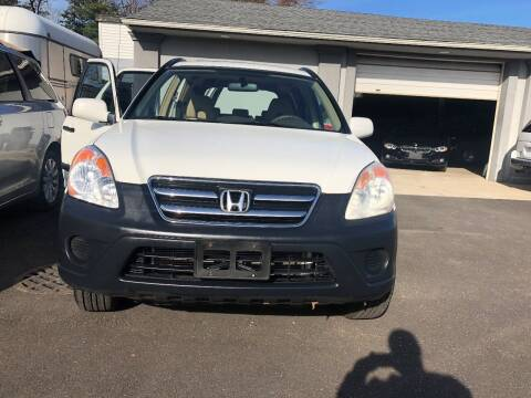 2006 Honda CR-V for sale at QUALITY AUTO SALES OF NEW YORK in Medford NY