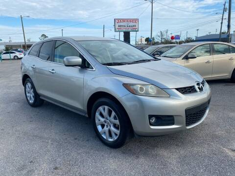 2007 Mazda CX-7 for sale at Jamrock Auto Sales of Panama City in Panama City FL