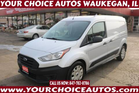 2019 Ford Transit Connect Cargo for sale at Your Choice Autos - Waukegan in Waukegan IL