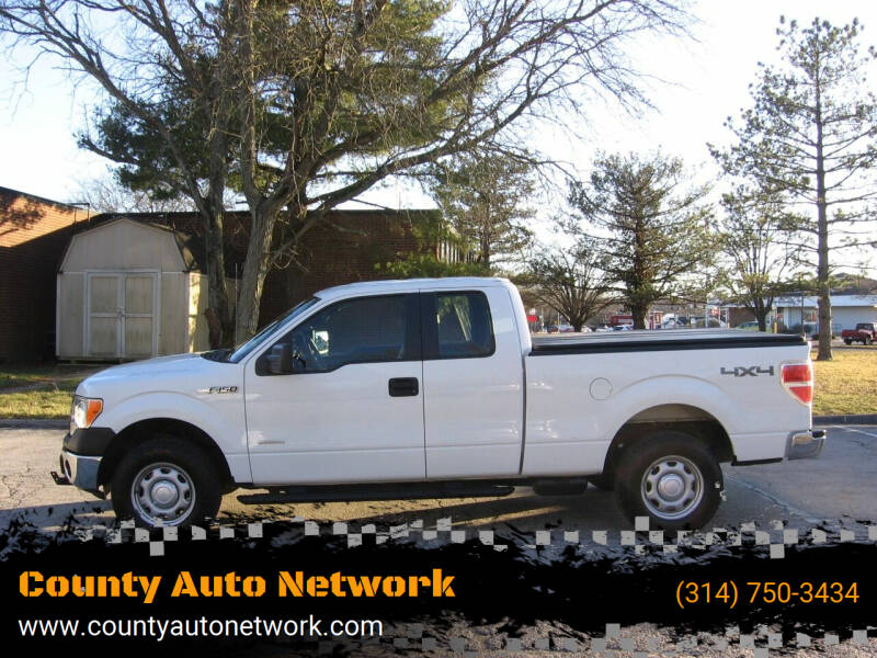 2014 Ford F-150 for sale at County Auto Network in Ballwin MO