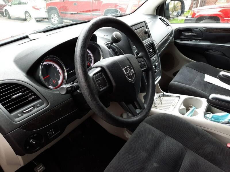 2014 Dodge Grand Caravan for sale at Harmony Auto Sales in Marengo IL