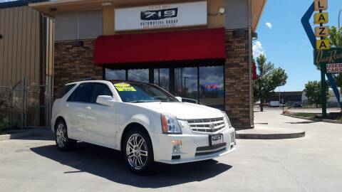2009 Cadillac SRX for sale at 719 Automotive Group in Colorado Springs CO
