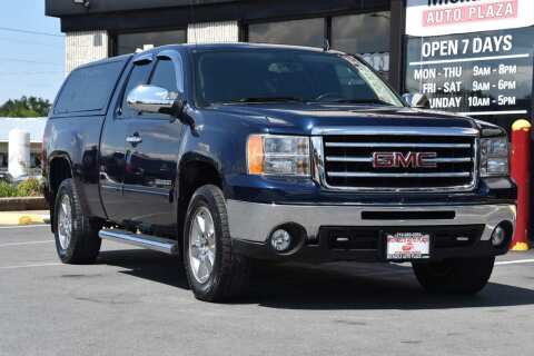 2012 GMC Sierra 1500 for sale at Michaels Auto Plaza in East Greenbush NY