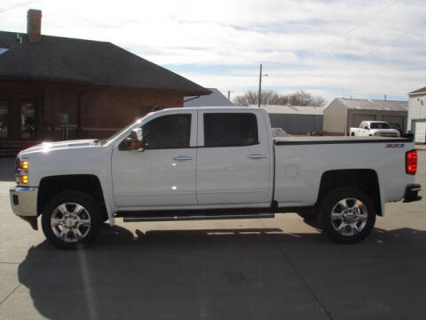 2019 Chevrolet Silverado 2500HD for sale at Quality Auto Sales in Wayne NE