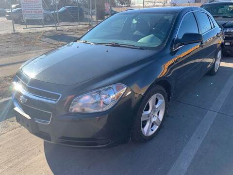 2011 Chevrolet Malibu for sale at Square Business Automotive in Milwaukee WI