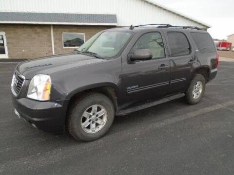2010 GMC Yukon for sale at SWENSON MOTORS in Gaylord MN