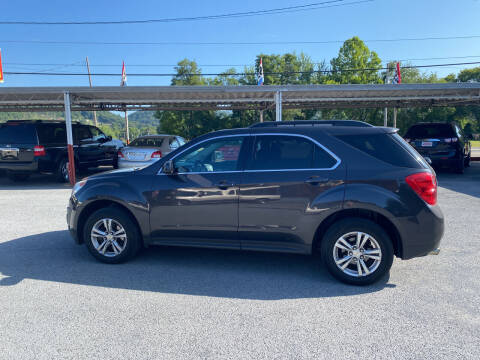 2013 Chevrolet Equinox for sale at Lewis Used Cars in Elizabethton TN
