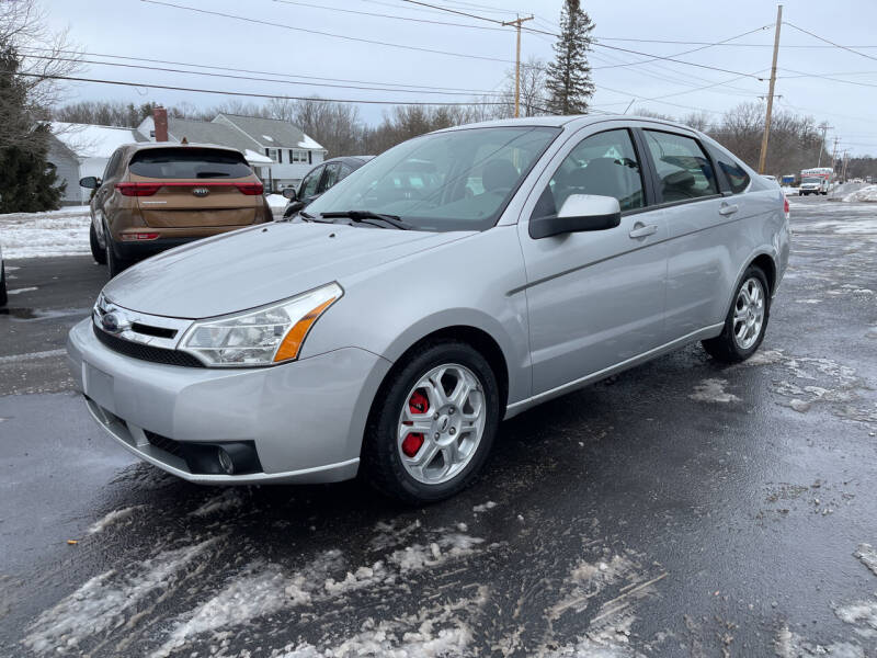 2009 Ford Focus for sale at Delafield Motors in Glenville NY