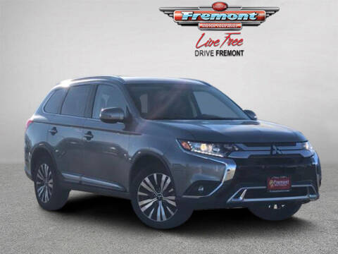 2019 Mitsubishi Outlander for sale at Rocky Mountain Commercial Trucks in Casper WY