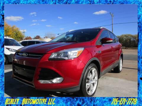 2013 Ford Escape for sale at Ashley Automotive LLC in Altoona WI