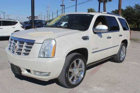 2010 Cadillac Escalade for sale at Flash Auto Sales in Garland TX