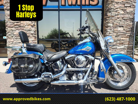 1996 Harley-Davidson Heritage Softail Classic FLSTC for sale at 1 Stop Harleys in Peoria AZ