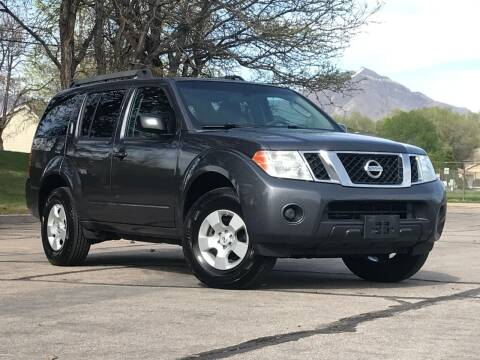 2011 Nissan Pathfinder for sale at Used Cars and Trucks For Less in Millcreek UT