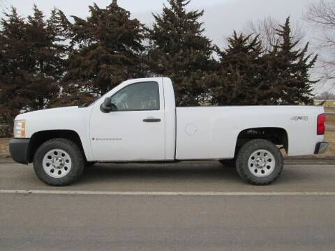 2008 Chevrolet Silverado 1500 for sale at Joe's Motor Company in Hazard NE