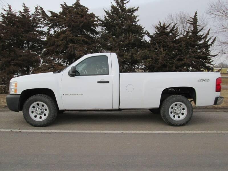 2008 Chevrolet Silverado 1500 for sale at Joe's Motor Company in Hazard NE