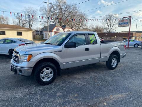 2014 Ford F-150 for sale at PEKIN DOWNTOWN AUTO SALES in Pekin IL