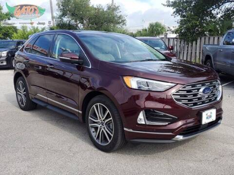 2019 Ford Edge for sale at GATOR'S IMPORT SUPERSTORE in Melbourne FL