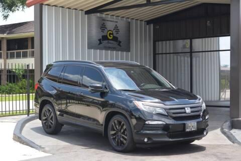 2016 Honda Pilot for sale at G MOTORS in Houston TX