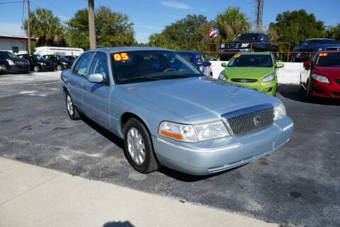 2005 Mercury Grand Marquis for sale at J Linn Motors in Clearwater FL