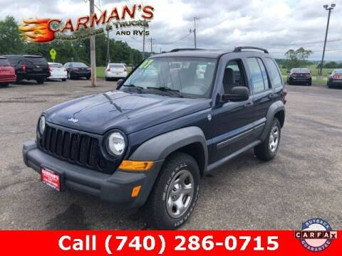 2007 Jeep Liberty for sale at Carmans Used Cars & Trucks in Jackson OH
