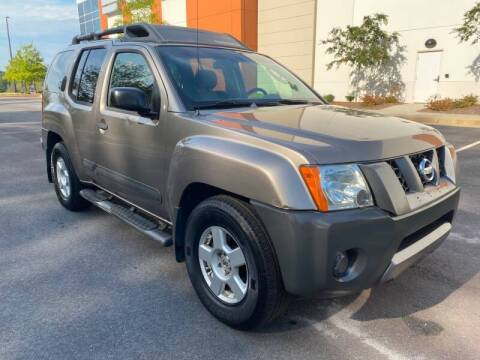 2006 Nissan Xterra for sale at ELAN AUTOMOTIVE GROUP in Buford GA