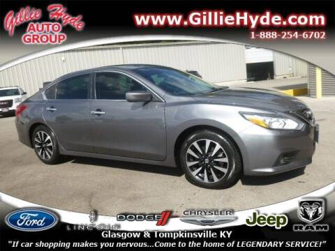 2018 Nissan Altima for sale at Gillie Hyde Auto Group in Glasgow KY