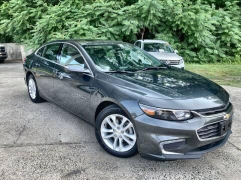 2018 Chevrolet Malibu for sale at McAdenville Motors in Gastonia NC