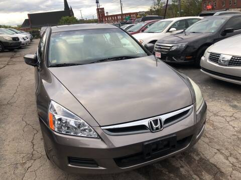 2007 Honda Accord for sale at Six Brothers Auto Sales in Youngstown OH