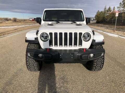 2018 Jeep Wrangler Unlimited for sale at CK Auto Inc. in Bismarck ND