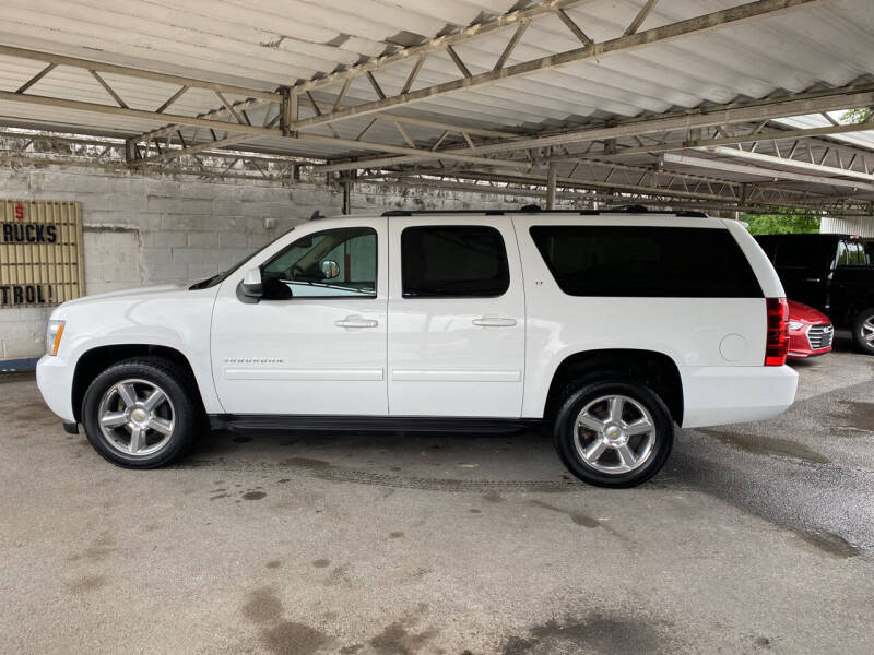 2014 Chevrolet Suburban for sale at Lewis Used Cars in Elizabethton TN