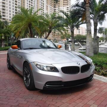 2012 BMW Z4 for sale at Choice Auto in Fort Lauderdale FL
