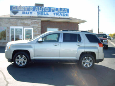 2013 GMC Terrain for sale at GARY'S AUTO PLAZA in Helena MT