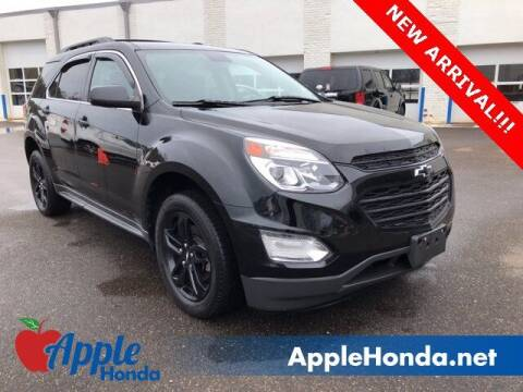 2017 Chevrolet Equinox for sale at APPLE HONDA in Riverhead NY