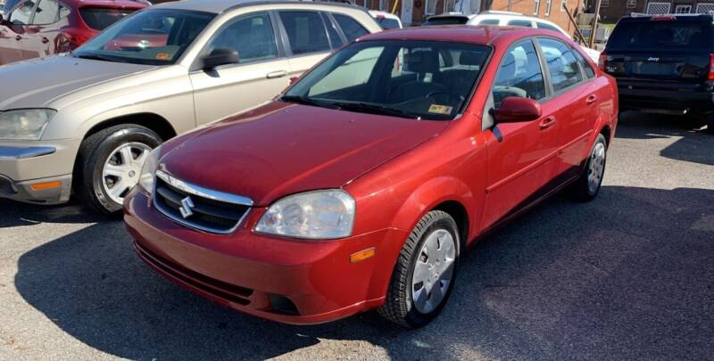2006 Suzuki Forenza for sale at Turner's Inc - Main Avenue Lot in Weston WV
