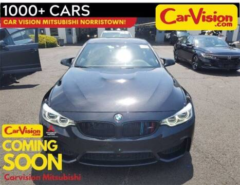 2015 BMW M4 for sale at Car Vision Buying Center in Norristown PA