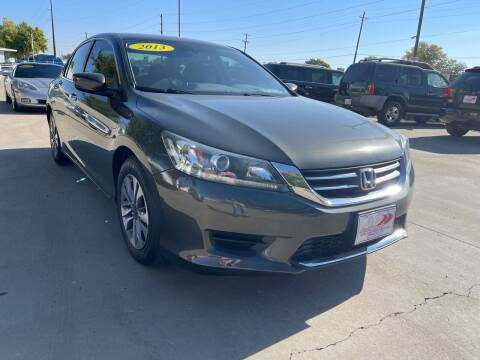 2013 Honda Accord for sale at AP Auto Brokers in Longmont CO