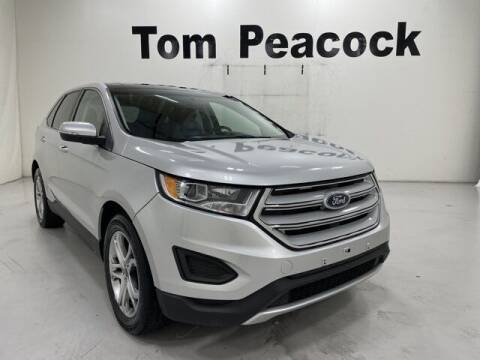 2016 Ford Edge for sale at Tom Peacock Nissan (i45used.com) in Houston TX