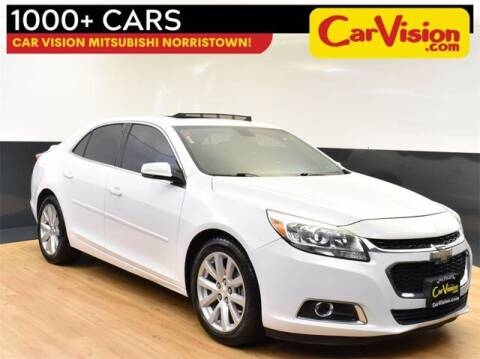 2015 Chevrolet Malibu for sale at Car Vision Buying Center in Norristown PA