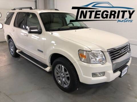 2007 Ford Explorer for sale at Integrity Motors, Inc. in Fond Du Lac WI