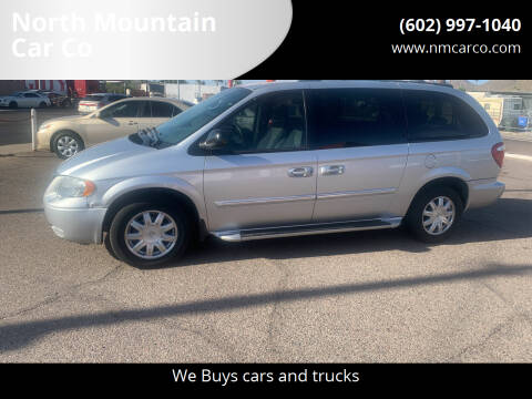 2005 Chrysler Town and Country for sale at North Mountain Car Co in Phoenix AZ