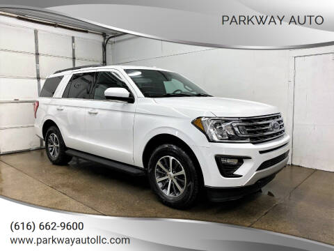 2018 Ford Expedition for sale at PARKWAY AUTO in Hudsonville MI