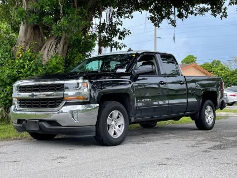 2017 Chevrolet Silverado 1500 for sale at Auto Direct of South Broward in Miramar FL
