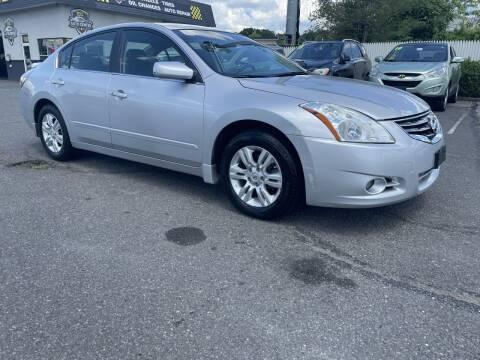2012 Nissan Altima for sale at Postorino Auto Sales in Dayton NJ