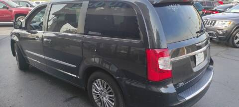 2011 Chrysler Town and Country for sale at Village Auto Outlet in Milan IL