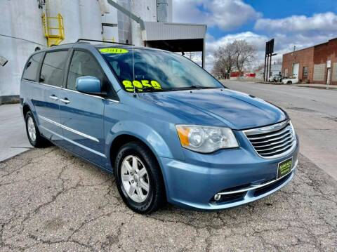 2011 Chrysler Town and Country for sale at Island Auto Express in Grand Island NE