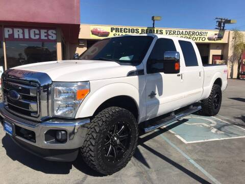 2011 Ford F-250 Super Duty for sale at Sanmiguel Motors in South Gate CA